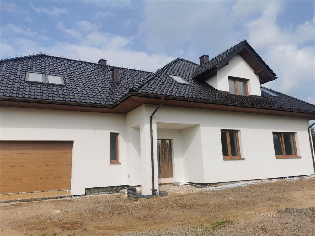 Dom na sprzedaż Ożarowice, ossy  365m2 Foto 1