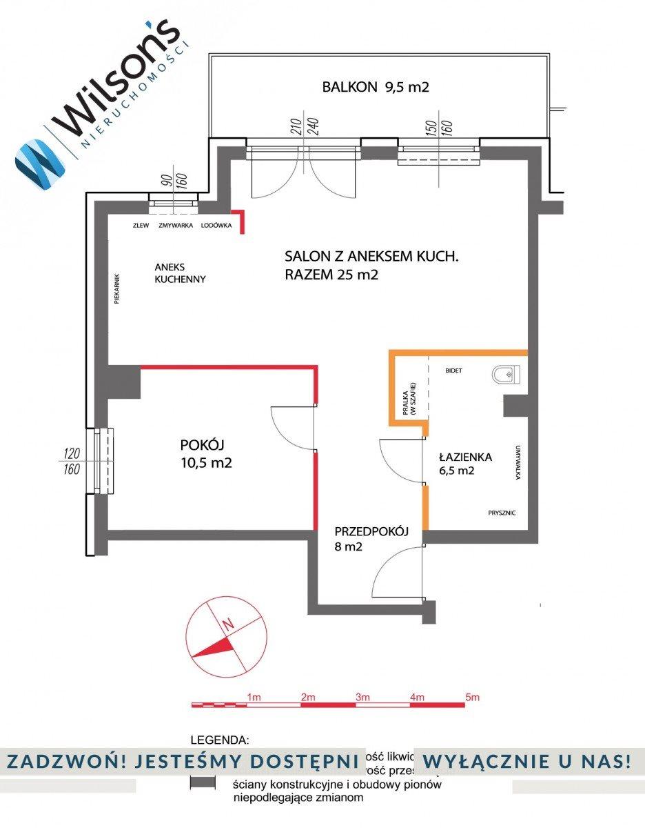 Mieszkanie dwupokojowe na sprzedaż Warszawa, Praga-Południe, Szaserów  51m2 Foto 1