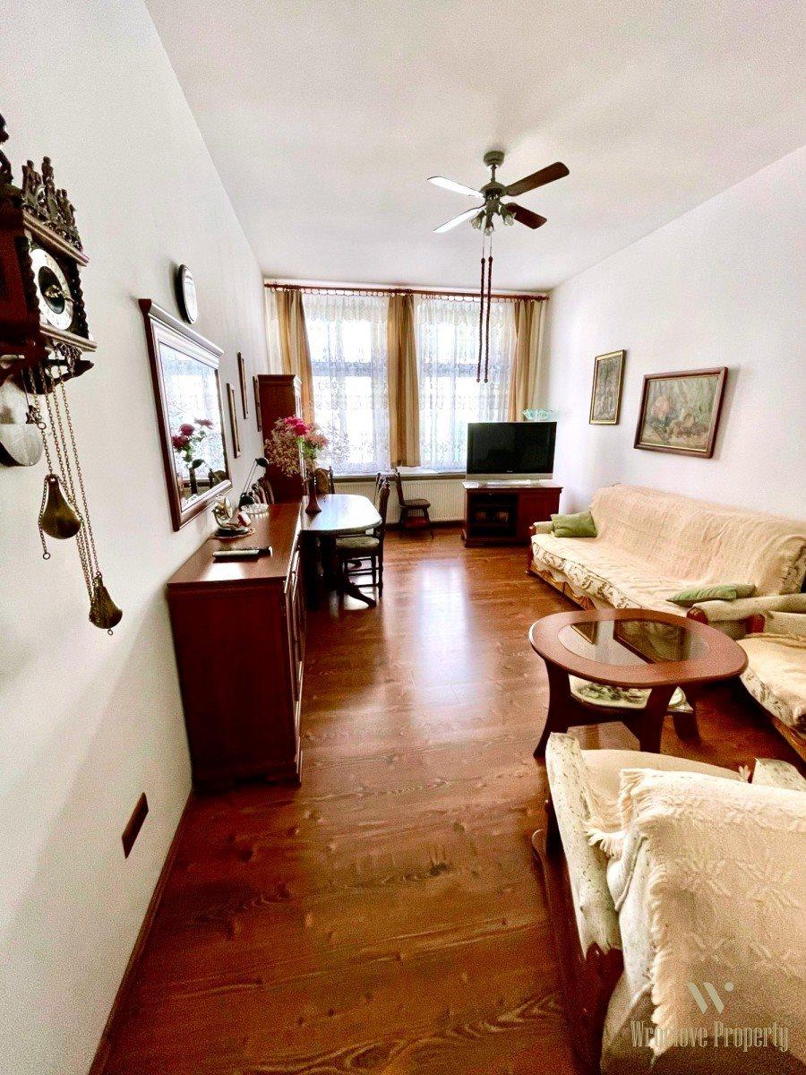 Mieszkanie trzypokojowe na sprzedaż Wrocław, Śródmieście  87m2 Foto 1