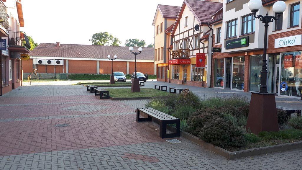 Lokal użytkowy na sprzedaż Morąg, Mickiewicza  55m2 Foto 1