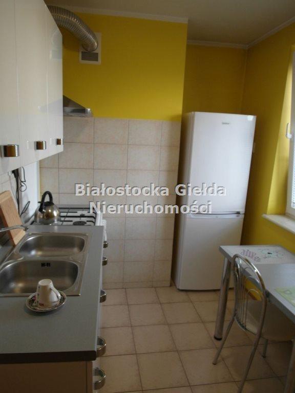 Mieszkanie trzypokojowe na wynajem Białystok, Piaski  54m2 Foto 9