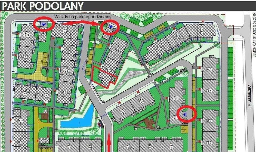 Mieszkanie czteropokojowe  na sprzedaż Poznań, Podolany, Park Podolany, Jasielska 3  92m2 Foto 4