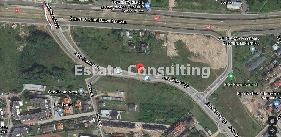 Działka komercyjna na sprzedaż Białystok, Dziesięciny  7700m2 Foto 1