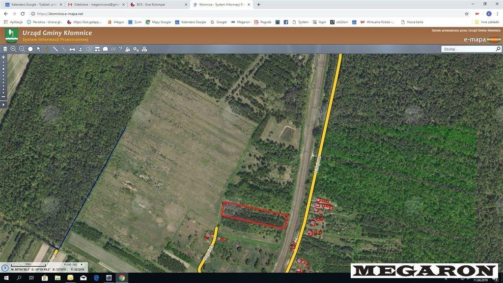 Działka leśna na sprzedaż Rzerzęczyce  25401m2 Foto 4