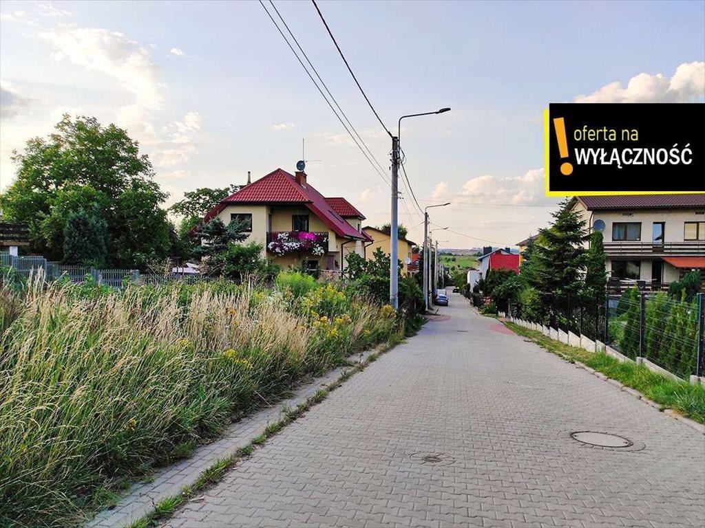 Działka budowlana na sprzedaż Kielce, Ostra Górka  486m2 Foto 1