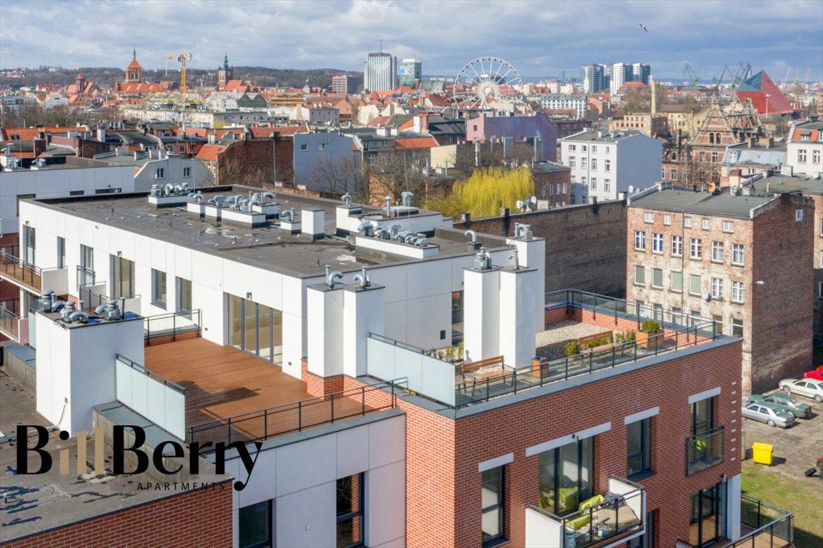Mieszkanie trzypokojowe na sprzedaż Gdańsk, Śródmieście, Długa Grobla  64m2 Foto 2