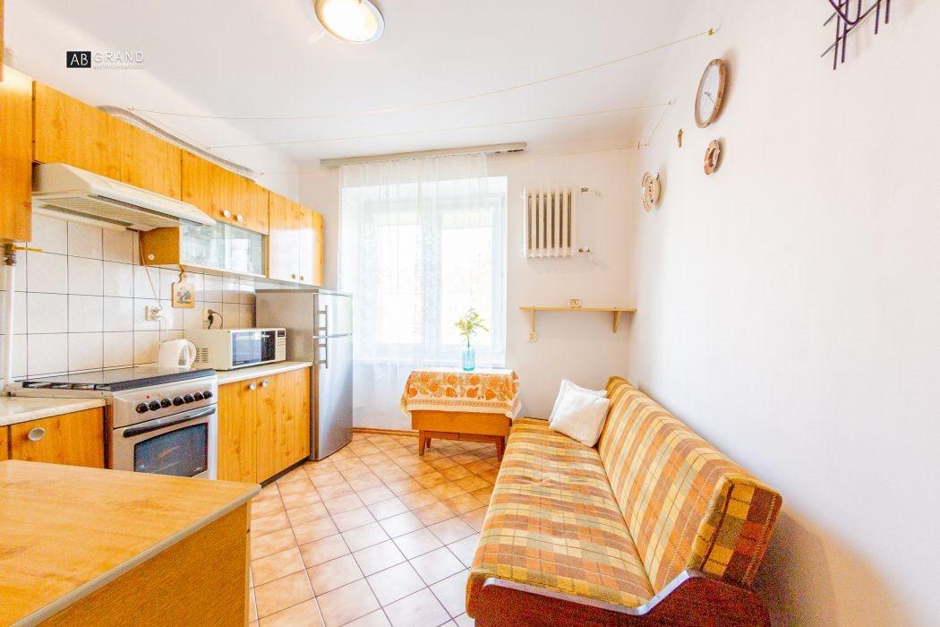 Mieszkanie dwupokojowe na sprzedaż Białystok, Centrum, Malmeda  46m2 Foto 5