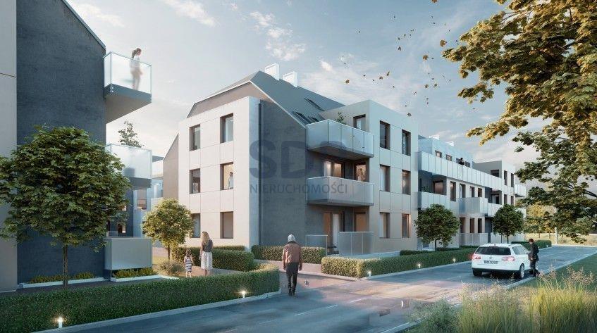 Mieszkanie trzypokojowe na sprzedaż Wrocław, Fabryczna, Maślice, ok. Królewieckiej  75m2 Foto 6