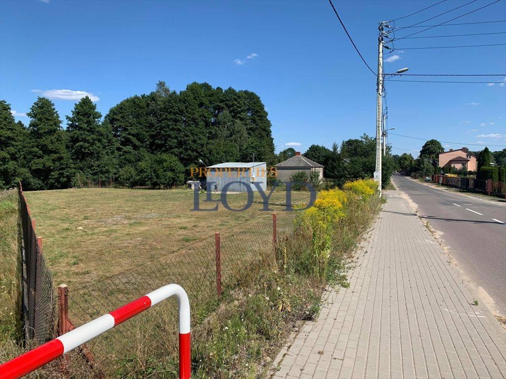 Działka budowlana na sprzedaż Barchów, Barchów  2101m2 Foto 6