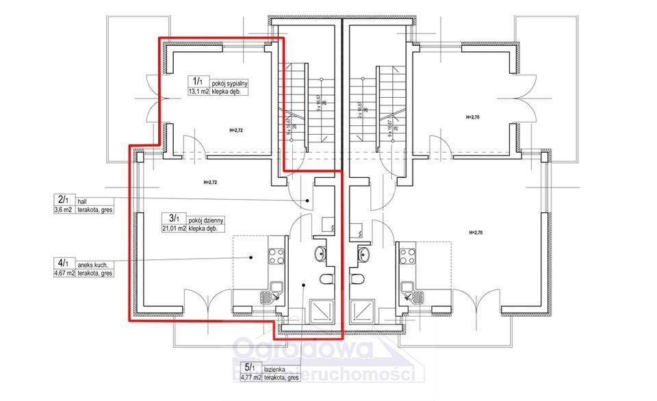 Mieszkanie czteropokojowe  na wynajem Warszawa, Wesoła, Stara Miłosna, Mazowiecka (1)  100m2 Foto 5