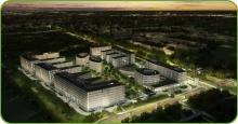 Lokal użytkowy na wynajem Warszawa, Włochy, BUSINESS GARDEN IV  876m2 Foto 2