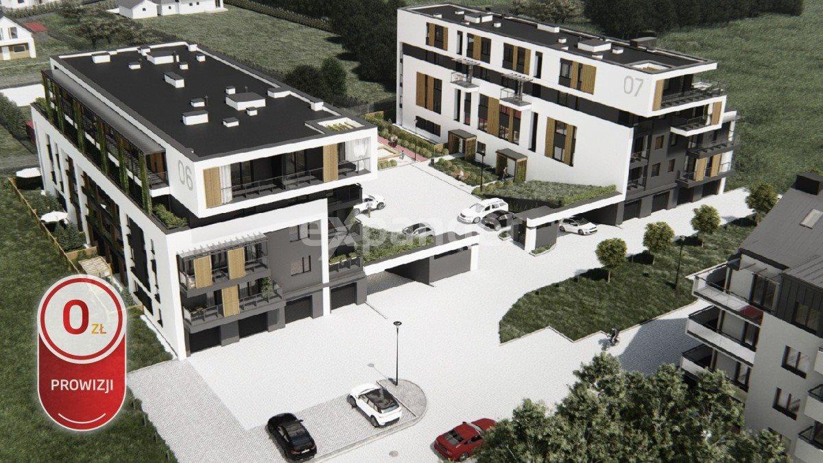 Mieszkanie dwupokojowe na sprzedaż Rzeszów, Dębina, Kornela Makuszyńskiego  47m2 Foto 4