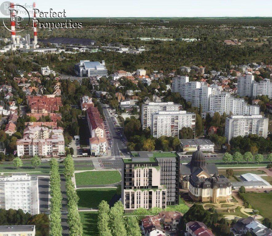 Działka inwestycyjna na sprzedaż Warszawa, Mokotów, Jana III Sobieskiego  2040m2 Foto 3