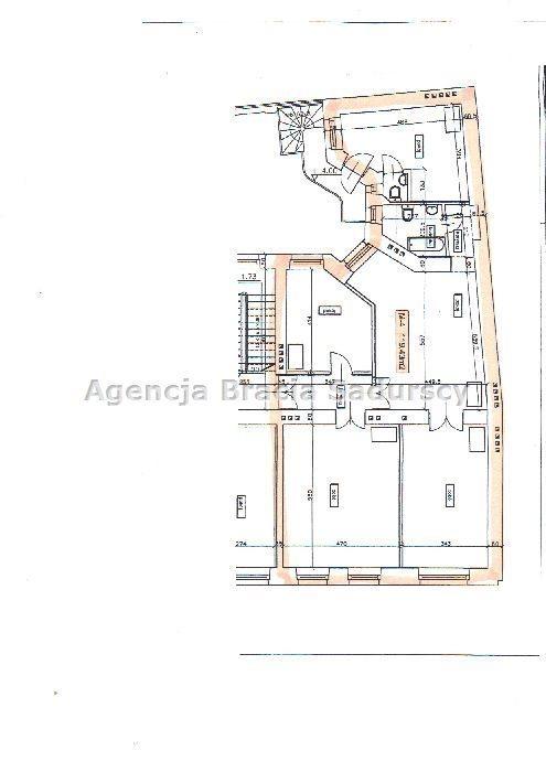 Mieszkanie czteropokojowe  na sprzedaż Kraków, Stare Miasto, Stare Miasto, Krupnicza  119m2 Foto 1