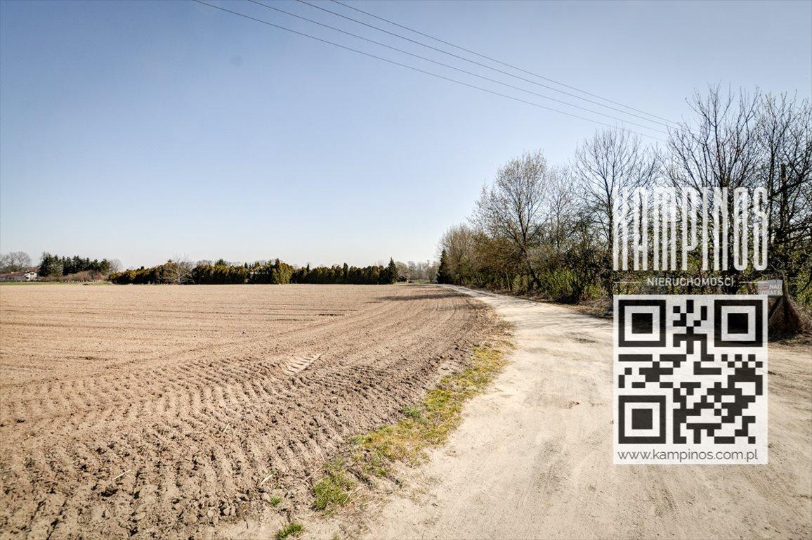 Działka budowlana na sprzedaż Podkampinos, Kampinos, oferta 2784  3000m2 Foto 2