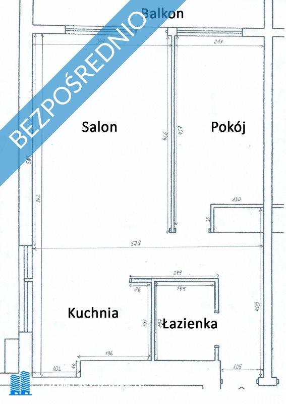 Mieszkanie dwupokojowe na sprzedaż Warszawa, Mokotów, Broniwoja  47m2 Foto 10