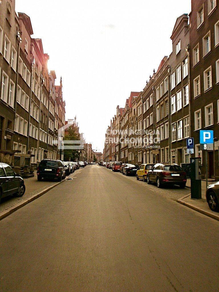Mieszkanie dwupokojowe na wynajem Gdańsk, Śródmieście, Ogarna  44m2 Foto 12