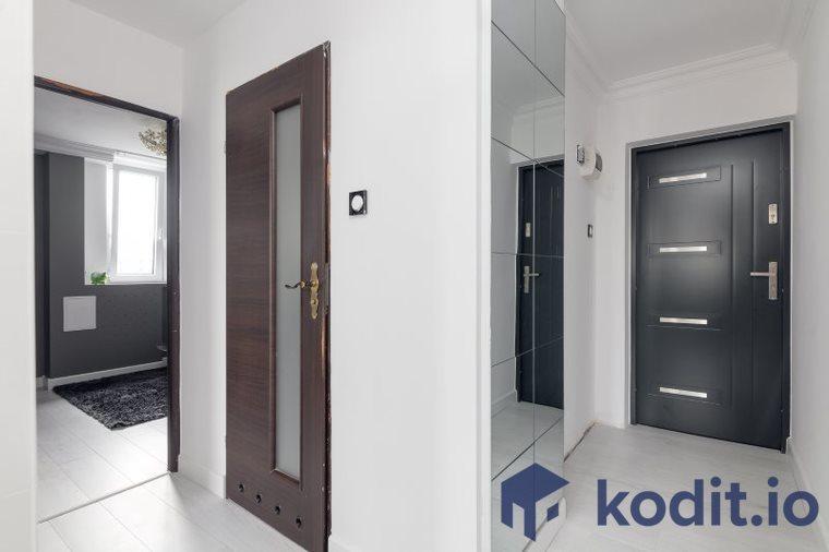 Mieszkanie trzypokojowe na sprzedaż Warszawa, Wola, Krochmalna  58m2 Foto 9
