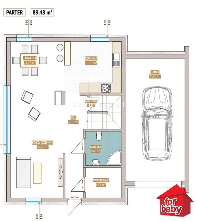 Dom na sprzedaż Czernichów, Rybna, Czernichów, Czernichów  224m2 Foto 3