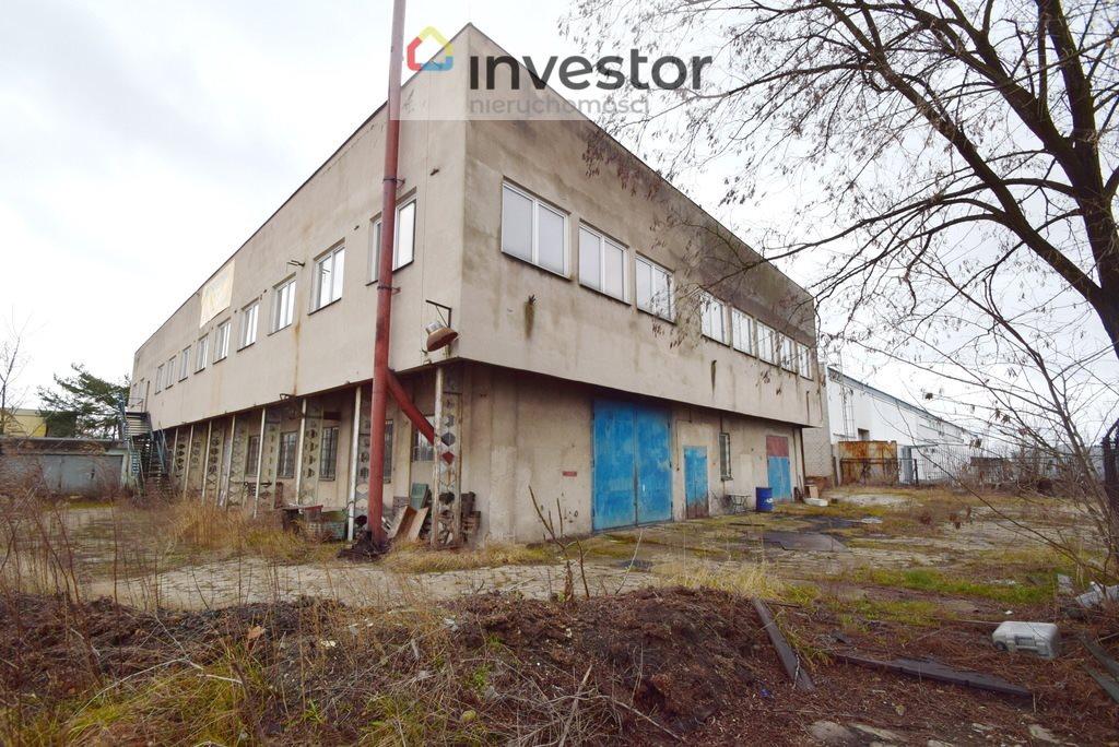 Magazyn na sprzedaż Starachowice  1600m2 Foto 3