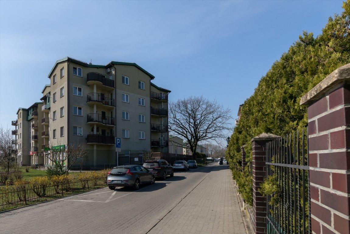 Lokal użytkowy na sprzedaż Warszawa, Białołęka Nowodwory, Odkryta  40m2 Foto 10