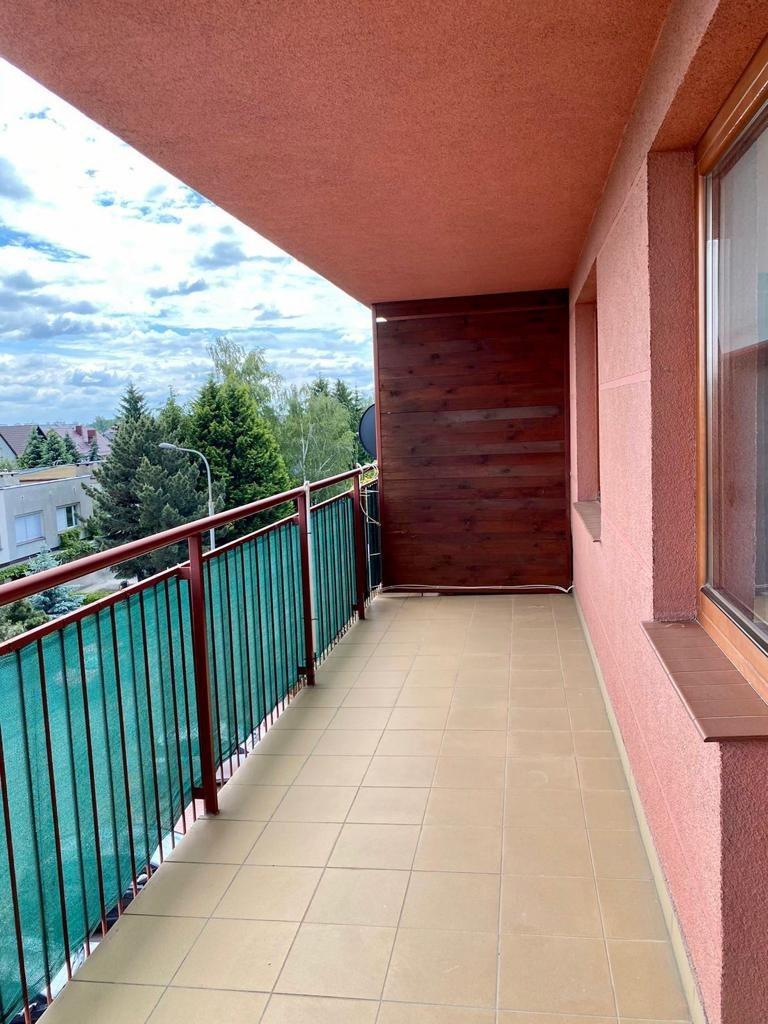 Mieszkanie trzypokojowe na sprzedaż Wrocław, Krzyki, Partynice, Obrońców Poczty Gdańskiej  82m2 Foto 9