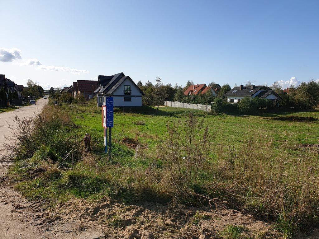 Działka budowlana na sprzedaż Przyjaźń, Okrężna  1820m2 Foto 5