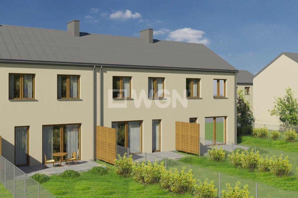 Dom na sprzedaż Gaszyn, Gaszyn  80m2 Foto 1