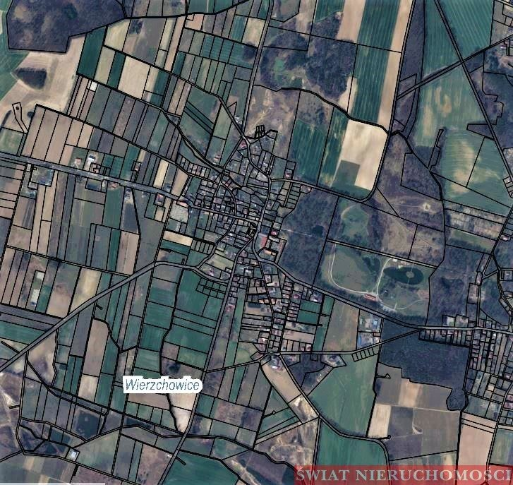 Działka rolna na sprzedaż Wierzchowice  191123m2 Foto 1