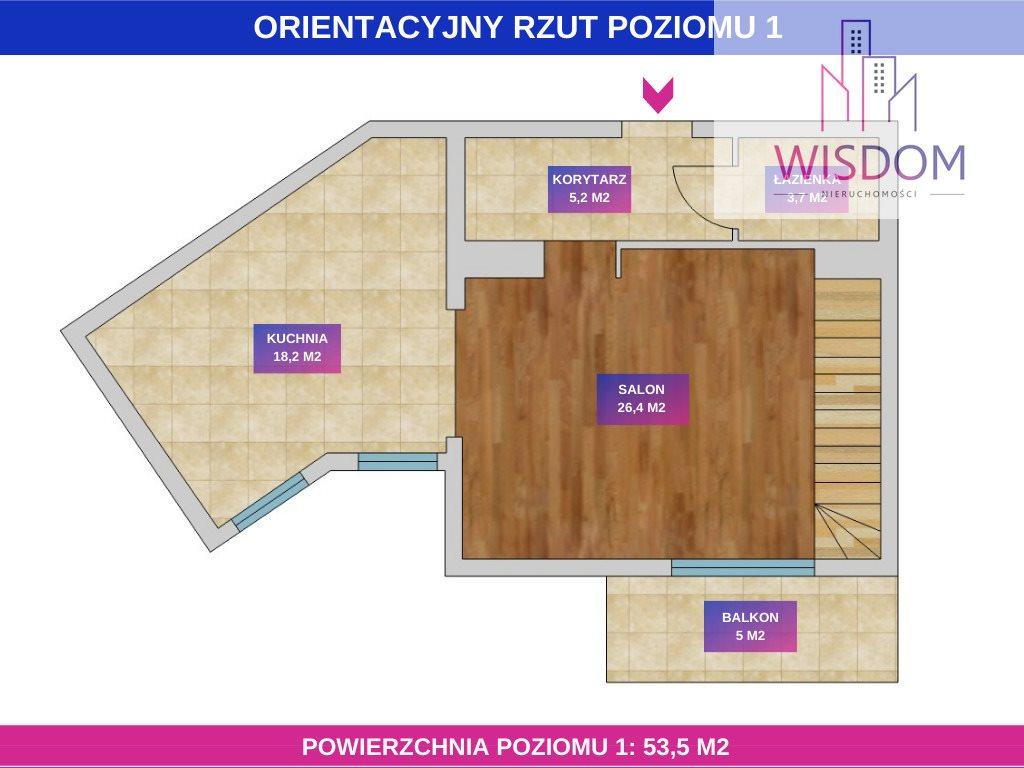 Mieszkanie czteropokojowe  na sprzedaż Olsztyn, Wincentego Witosa  115m2 Foto 13