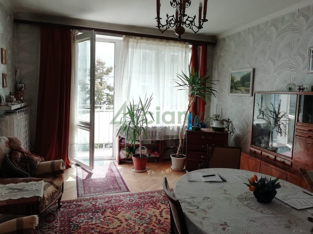 Mieszkanie trzypokojowe na sprzedaż Warszawa, Mokotów, Górny Mokotów, Belgijska  66m2 Foto 3