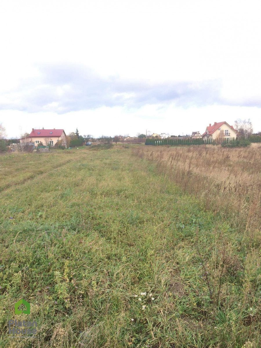 Działka budowlana na sprzedaż Skrobów-Kolonia  3828m2 Foto 4