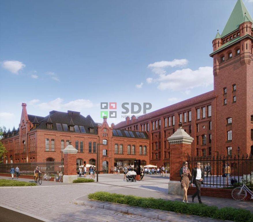 Mieszkanie trzypokojowe na sprzedaż Wrocław, Śródmieście, Mosty Warszawskie  53m2 Foto 8