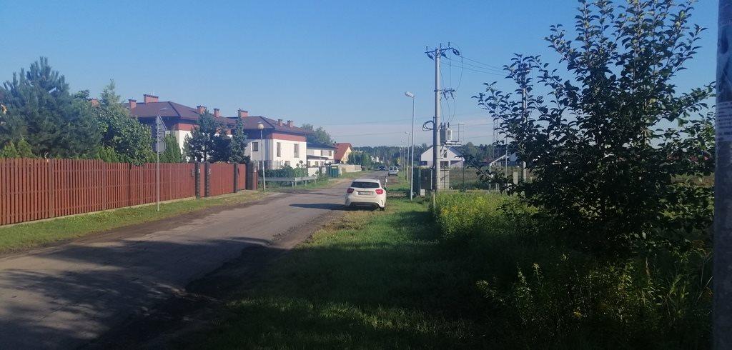 Działka budowlana na sprzedaż Stare Babice, Osiedlowa  800m2 Foto 5