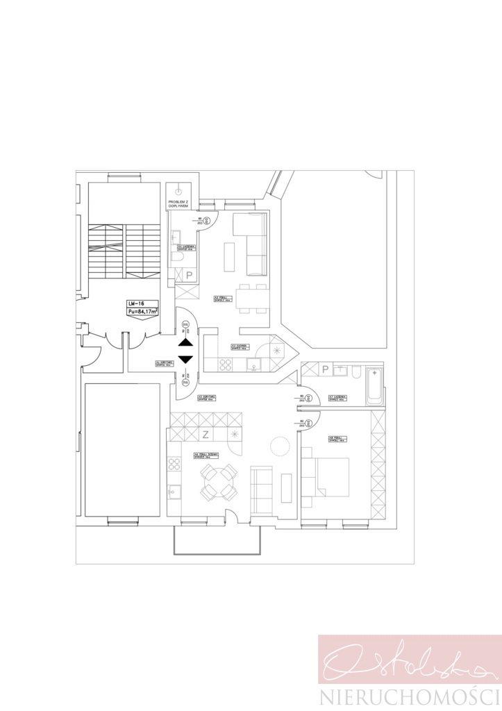 Mieszkanie trzypokojowe na sprzedaż Poznań, Łazarz, Łazarz, Marcelego Mottego  84m2 Foto 13