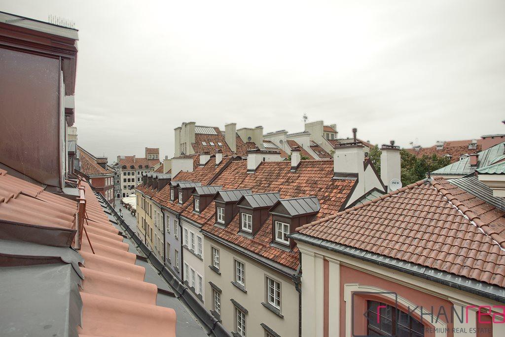 Luksusowe mieszkanie czteropokojowe  na sprzedaż Warszawa, Śródmieście, Stare Miasto, Świętojańska  139m2 Foto 2