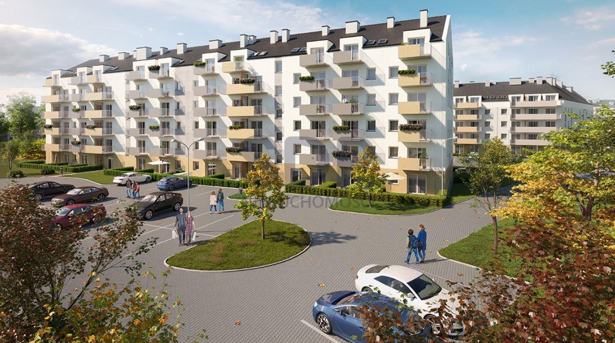 Mieszkanie trzypokojowe na sprzedaż Wrocław, Krzyki, Wojszyce, Buforowa  48m2 Foto 5