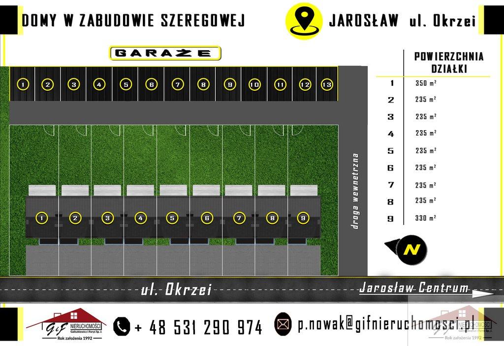 Dom na sprzedaż Jarosław, Stefana Okrzei  98m2 Foto 3