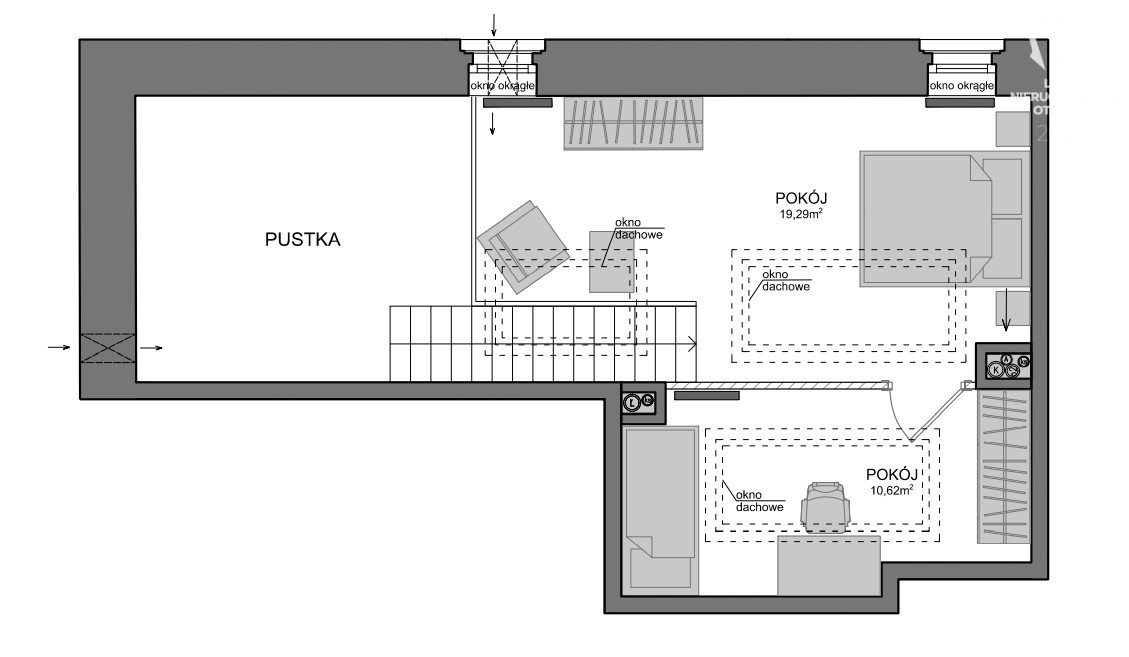 Mieszkanie trzypokojowe na sprzedaż Gdańsk, Wrzeszcz, Adama Mickiewicza  76m2 Foto 7