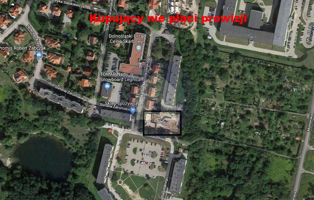 Mieszkanie dwupokojowe na sprzedaż Legnica  65m2 Foto 5