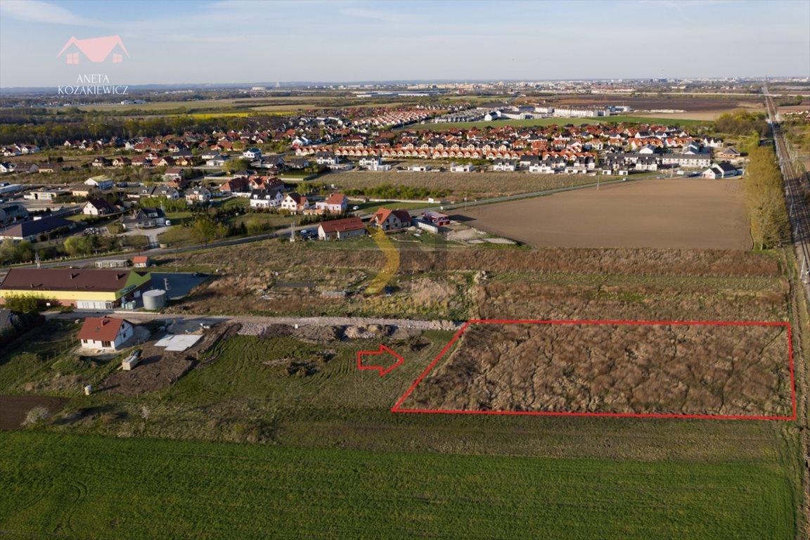 Działka rolna na sprzedaż Smolec, Borowikowa  5975m2 Foto 5