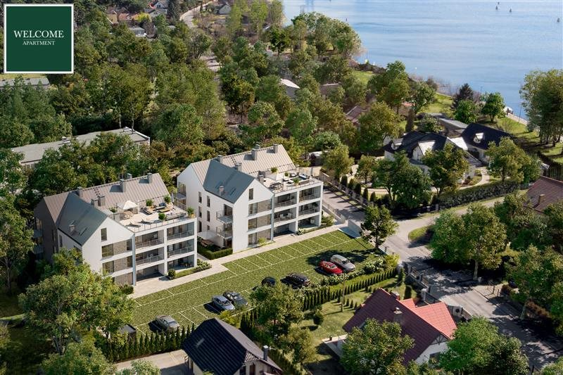 Mieszkanie dwupokojowe na sprzedaż Gdańsk, Sobieszewo, Villa Neptun, Nadwiślańska  38m2 Foto 3