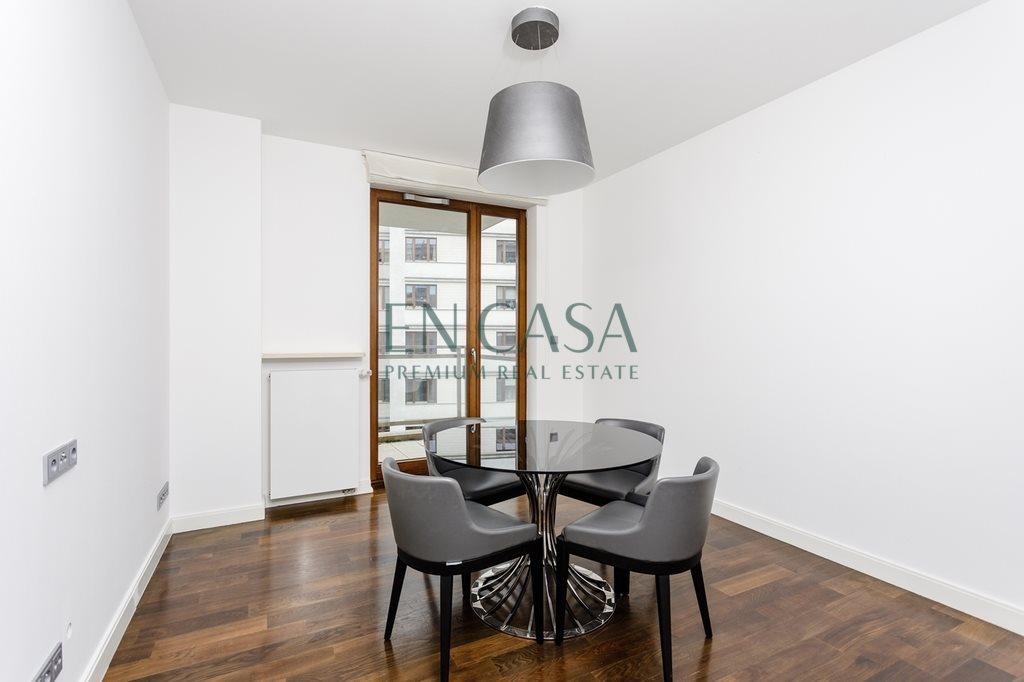 Mieszkanie czteropokojowe  na wynajem Warszawa, Śródmieście, Powiśle, Leona Kruczkowskiego  132m2 Foto 12