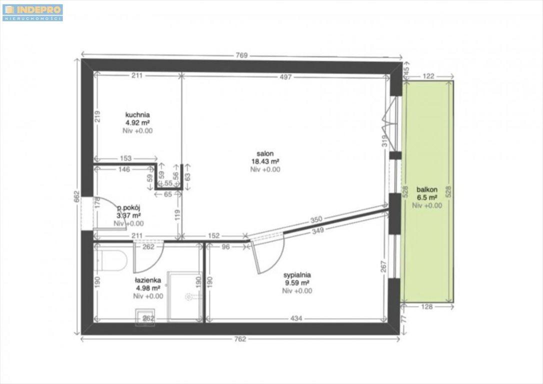Mieszkanie dwupokojowe na sprzedaż Marki, Kosynierów  40m2 Foto 5