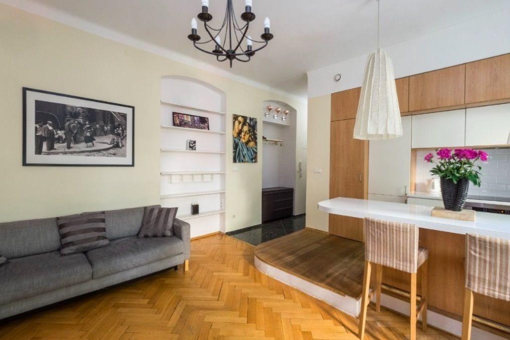 Mieszkanie na sprzedaż Warszawa, Śródmieście, Mokotowska  64m2 Foto 1