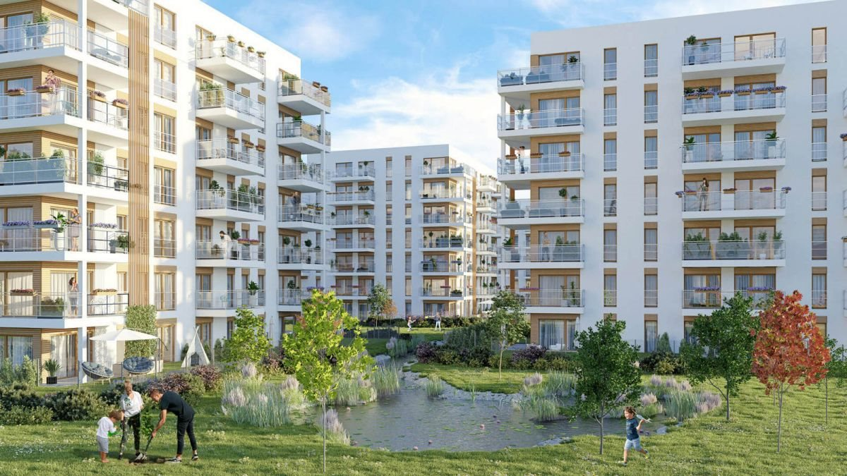 Mieszkanie trzypokojowe na sprzedaż Lublin, Węglinek, Kwarcowa  53m2 Foto 2