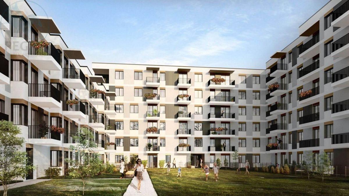 Mieszkanie dwupokojowe na sprzedaż Poznań, Grunwald, Grunwald, Jeleniogórska  47m2 Foto 2