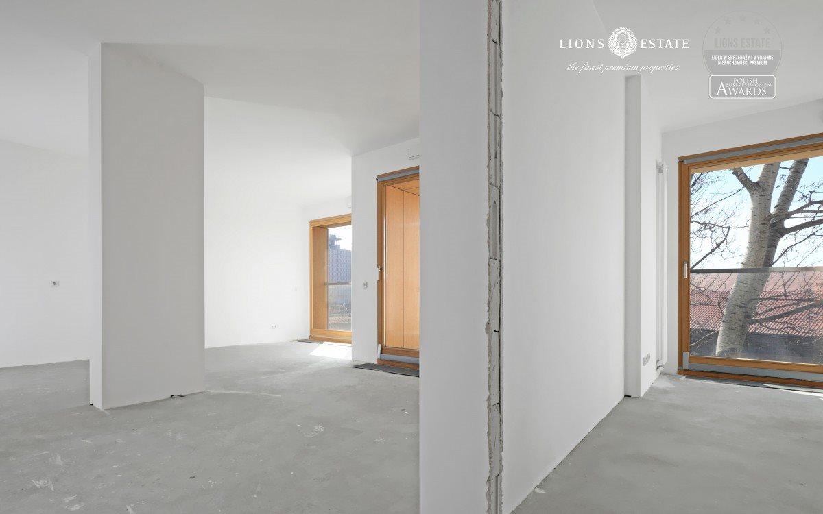 Mieszkanie dwupokojowe na sprzedaż Warszawa, Wola Czyste, Kolejowa  52m2 Foto 5