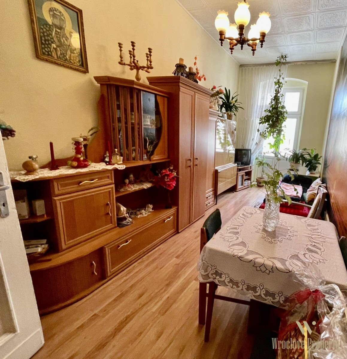 Mieszkanie trzypokojowe na sprzedaż Wrocław, Śródmieście, Mikołaja Reja  76m2 Foto 5