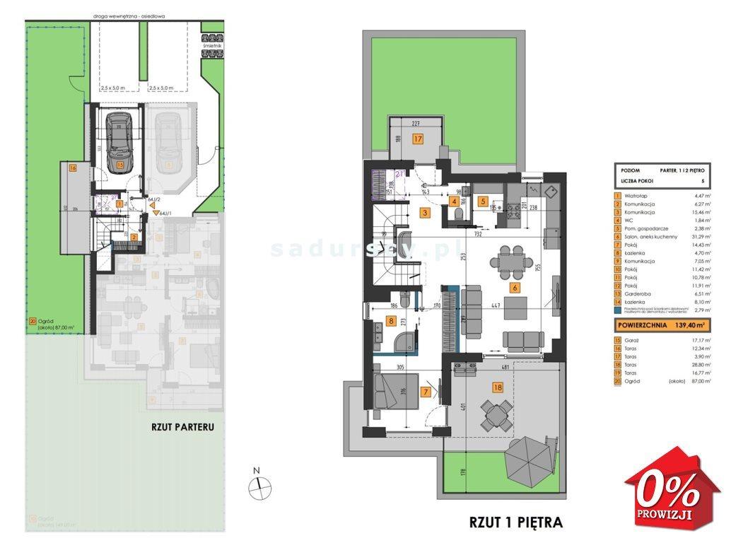 Mieszkanie na sprzedaż Kraków, Dębniki, Kliny, Komuny Paryskiej - okolice  157m2 Foto 3
